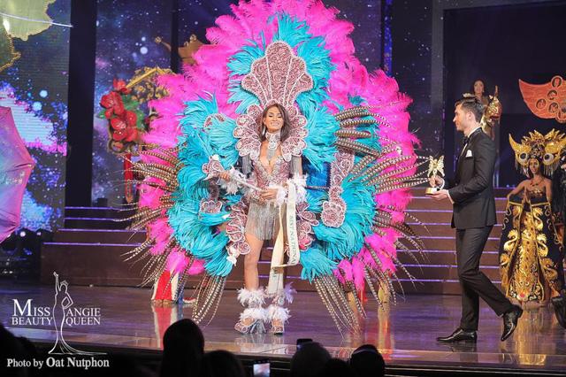 Người đẹp Mỹ kế nhiệm Hương Giang, đăng quang Hoa hậu Chuyển giới Quốc tế 2019 7