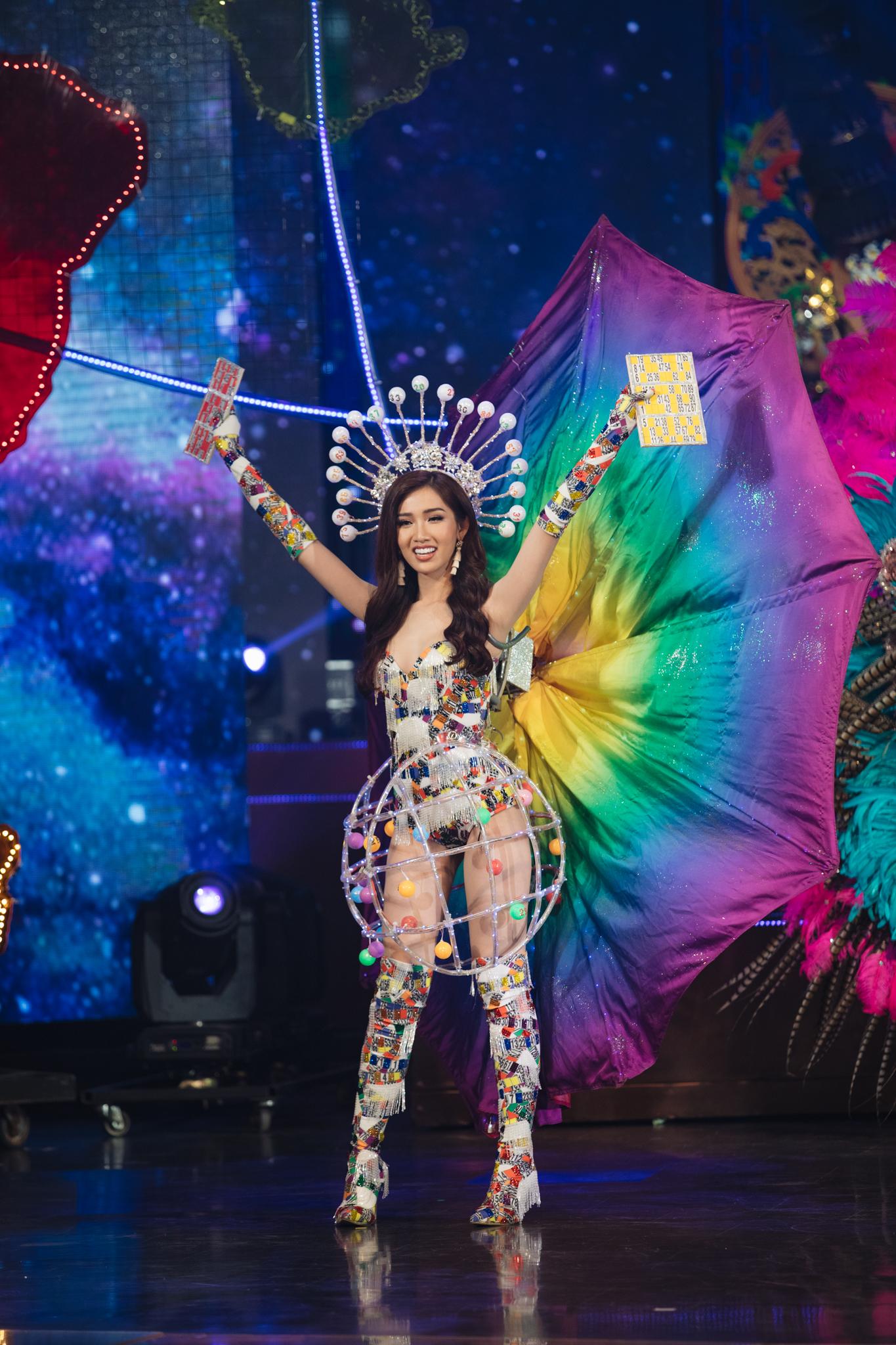 Người đẹp Mỹ kế nhiệm Hương Giang, đăng quang Hoa hậu Chuyển giới Quốc tế 2019 8