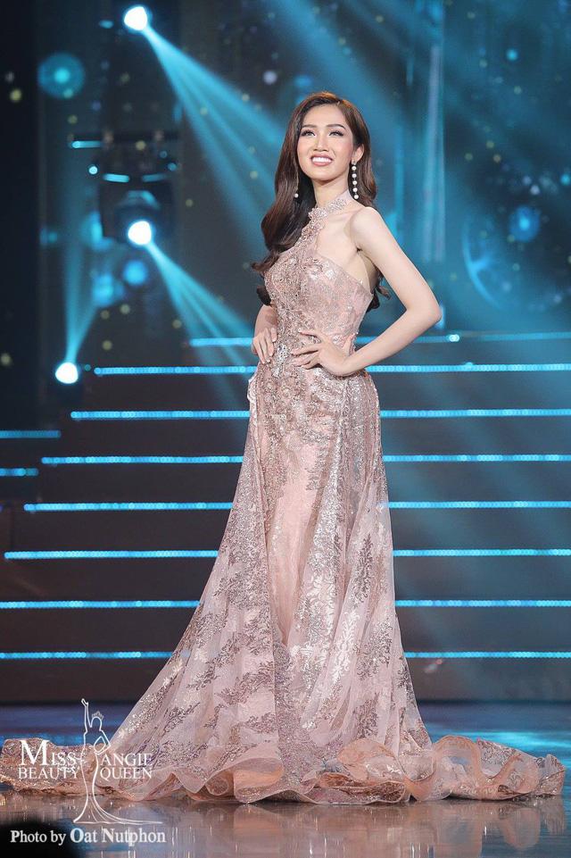Người đẹp Mỹ kế nhiệm Hương Giang, đăng quang Hoa hậu Chuyển giới Quốc tế 2019 6