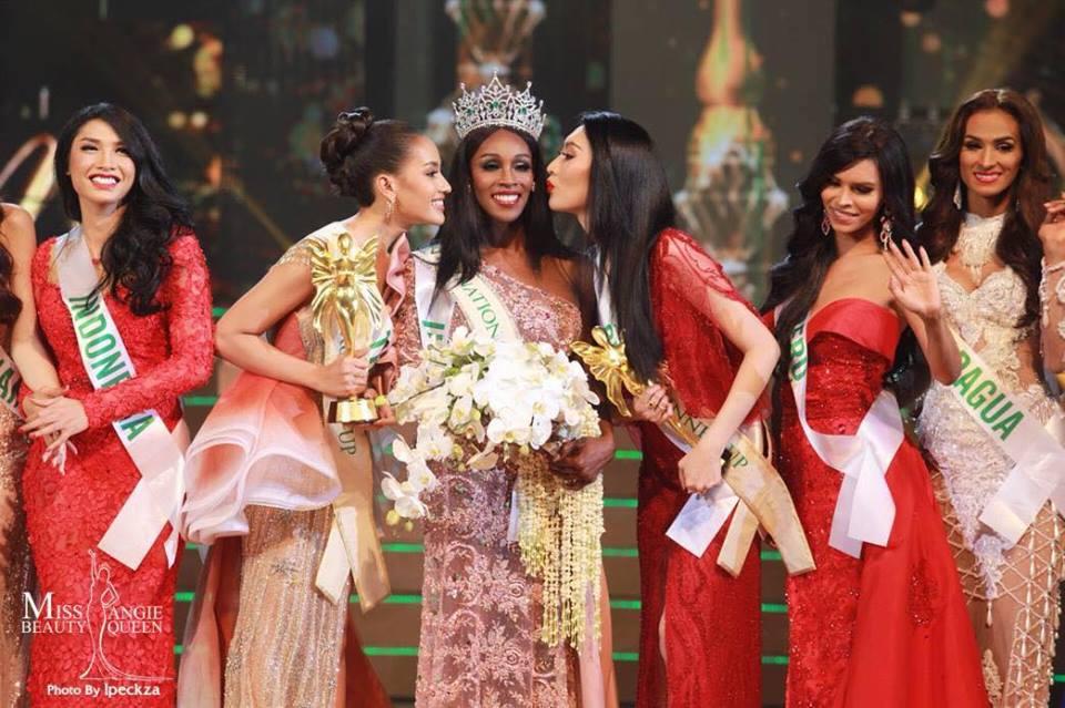 Người đẹp Mỹ kế nhiệm Hương Giang, đăng quang Hoa hậu Chuyển giới Quốc tế 2019 0