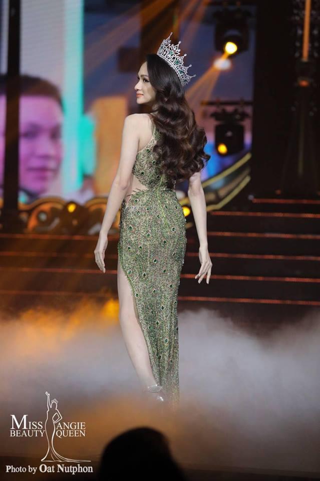 Người đẹp Mỹ kế nhiệm Hương Giang, đăng quang Hoa hậu Chuyển giới Quốc tế 2019 3