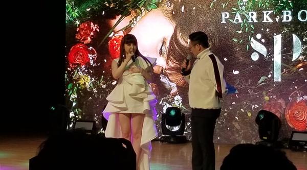 Park Bom lần đầu tiên xuất hiện trước công chúng sau 5 năm ở ẩn, bị mất ngủ vì lo lắng cho MV mới 2