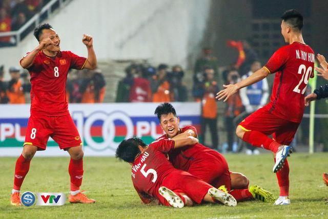 Đình Trọng là cầu thủ hết sức quan trọng trong sơ đồ chiến thuật của HLV Park Hang-seo