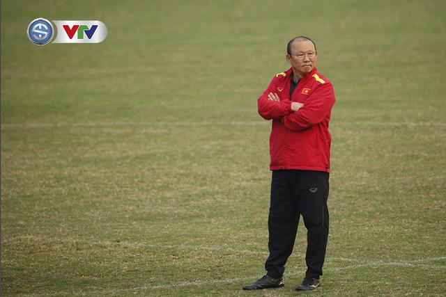 HLV Park Hang-seo vừa phải chia tay 3 cầu thủ do không thể bình phục chấn thương