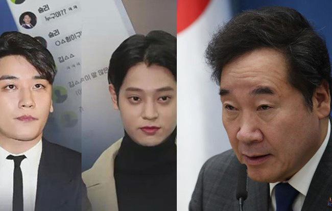 Bê bối tình dục rúng động châu Á: Thủ tướng Hàn Quốc gay gắt lên án hành vi quay lén clip sex 0