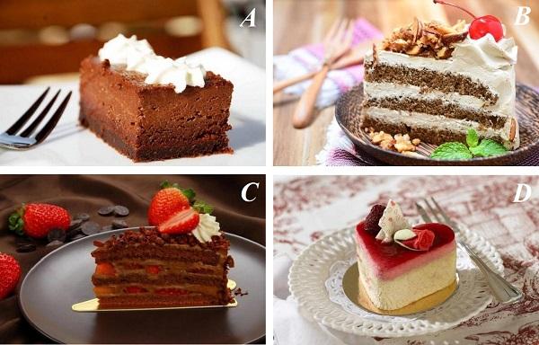 Trắc nghiệm: Chiếc bánh kem ngọt ngào tiết lộ bạn sẽ nhận được tình cảm chân thành từ ai 0