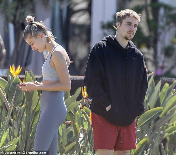 Justin Bieber và Hailey Baldwin 'to tiếng' giữa công viên, hôn nhân đang trên bờ vực thẳm? 5