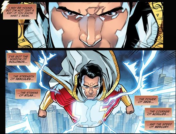 Shazam là siêu anh hùng nào mà dân tình đồn đoán còn sở hữu siêu năng lực khủng khiếp hơn cả Superman? 3