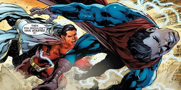 Shazam là siêu anh hùng nào mà dân tình đồn đoán còn sở hữu siêu năng lực khủng khiếp hơn cả Superman? 4