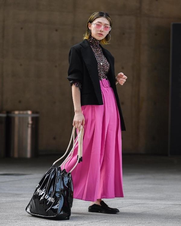 Giới trẻ Hàn lăng xê trang phục cá tính tại Seoul Fashion Week Thu/Đông 2019 7