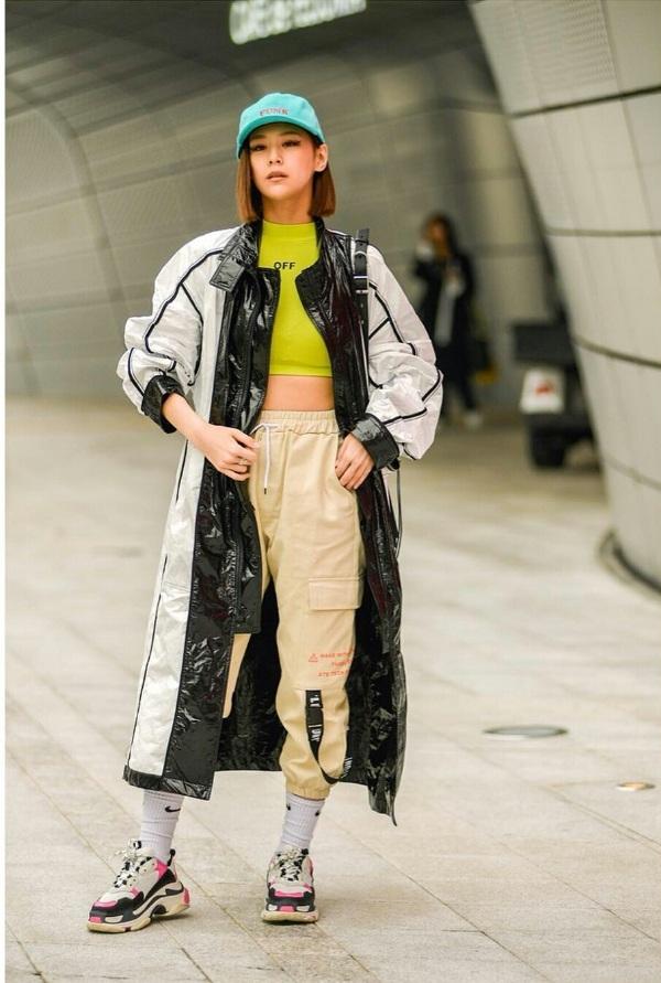 Giới trẻ Hàn lăng xê trang phục cá tính tại Seoul Fashion Week Thu/Đông 2019 8