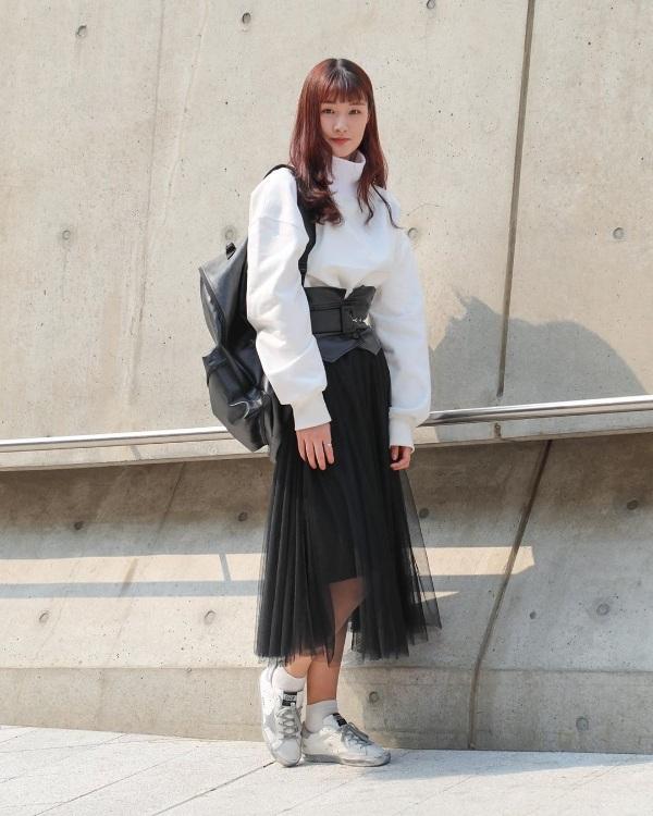 Giới trẻ Hàn lăng xê trang phục cá tính tại Seoul Fashion Week Thu/Đông 2019 10