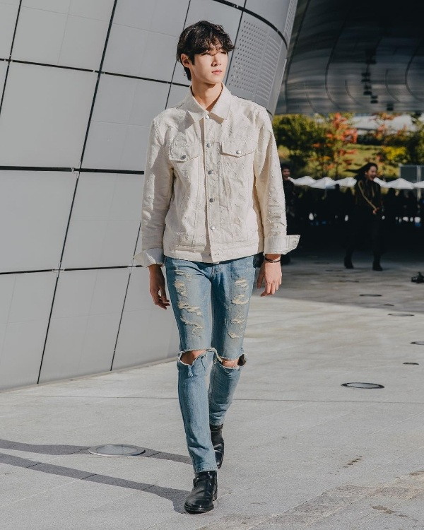 Giới trẻ Hàn lăng xê trang phục cá tính tại Seoul Fashion Week Thu/Đông 2019 12