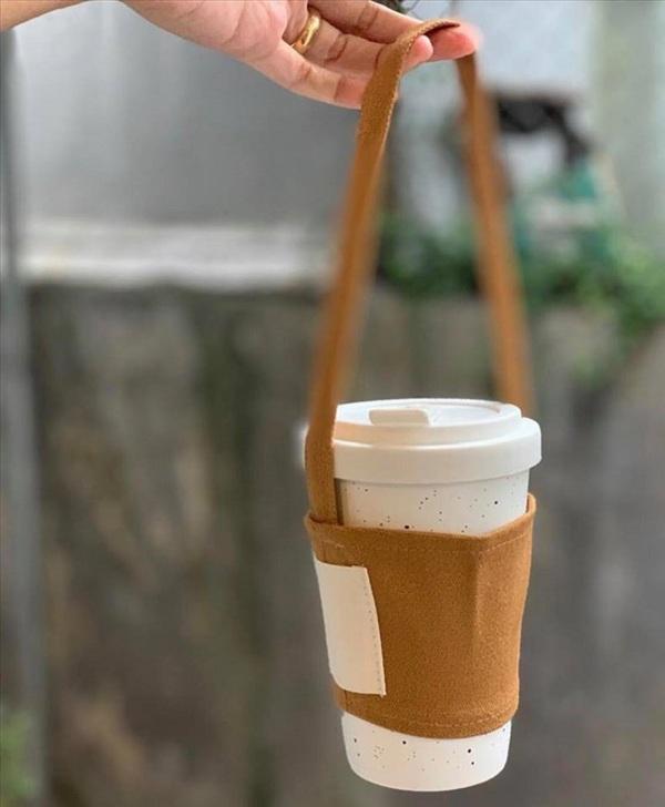 Vừa uống cafe vừa bảo vệ môi trường