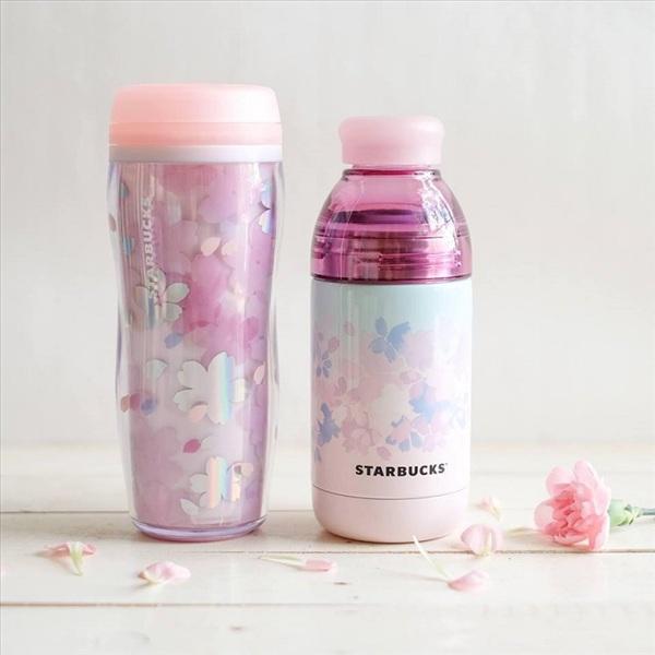 Các nhãn hàng thiết kế bình inox, chai thủy tinh dùng được nhiều lần