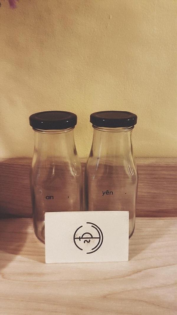 Bình thủy tinh khi đựng đồ uống sẽ tốt hơn bình nhựa