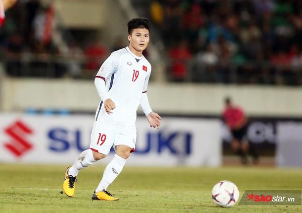 Quang Hải đang 'tịt ngòi' 10 trận liên tiếp, liệu có tỏa sáng trước U23 Brunei?