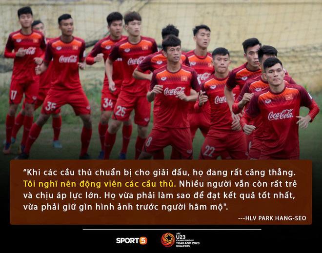 Cất ký ức Thường Châu vào ngăn tủ, hãy đặt niềm tin cho thế hệ mới của U23 Việt Nam 4