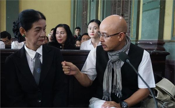 Bà Lê Hoàng Diệp Thảo: 'Anh Vũ không chuyển cho tôi một đồng nào' 0