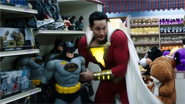 Superman, Superman, Black Adam: Đâu mới là những nhân vật sẽ xuất hiện trong siêu phẩm 'Shazam! !' của nhà DC? 7