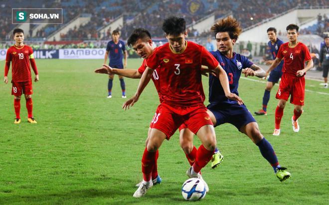 Fan Thái Lan phản ứng trước tuyên bố 'Từ nay không cần sợ Thái' của thầy Park 0