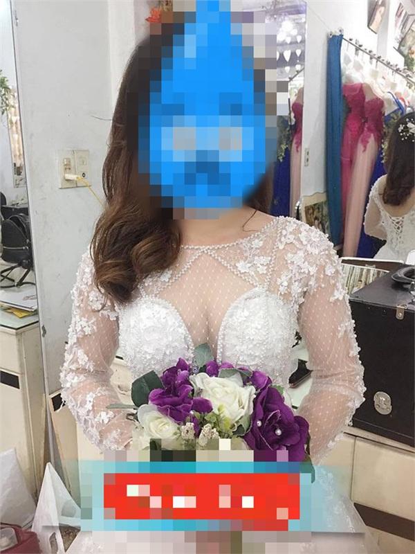 Cô dâu đáng thương trong câu chuyện trên