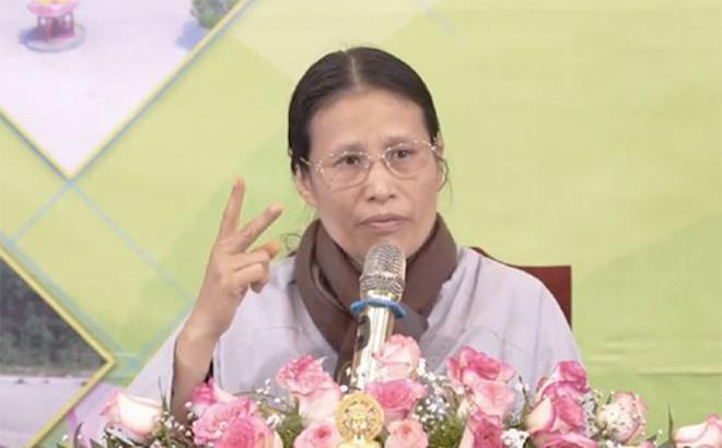 Bà Phạm Thị Yến.