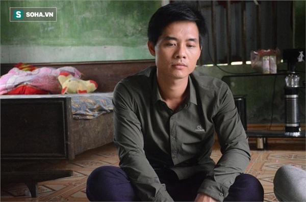 Anh Nguyễn Văn Doanh, chú của nạn nhân.