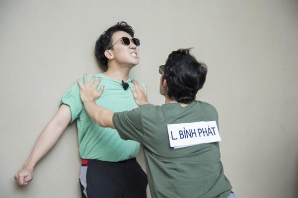 Bật mí cảnh Ninh Dương Lan Ngọc can đảm, Ngô Kiến Huy la hét, Jun Phạm khóc thét với thử thách 'kinh dị' 3