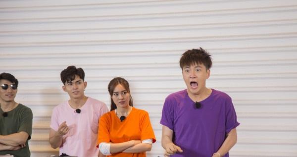 Bật mí cảnh Ninh Dương Lan Ngọc can đảm, Ngô Kiến Huy la hét, Jun Phạm khóc thét với thử thách 'kinh dị' 4