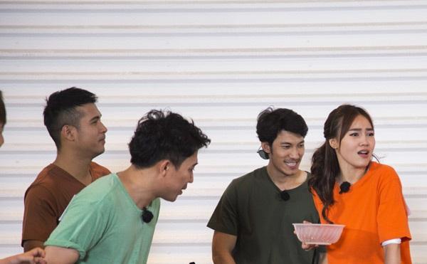 Bật mí cảnh Ninh Dương Lan Ngọc can đảm, Ngô Kiến Huy la hét, Jun Phạm khóc thét với thử thách 'kinh dị' 5