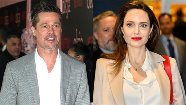 Angelina Jolie đang gây khó dễ cho Brad Pitt trong vụ ly hôn.