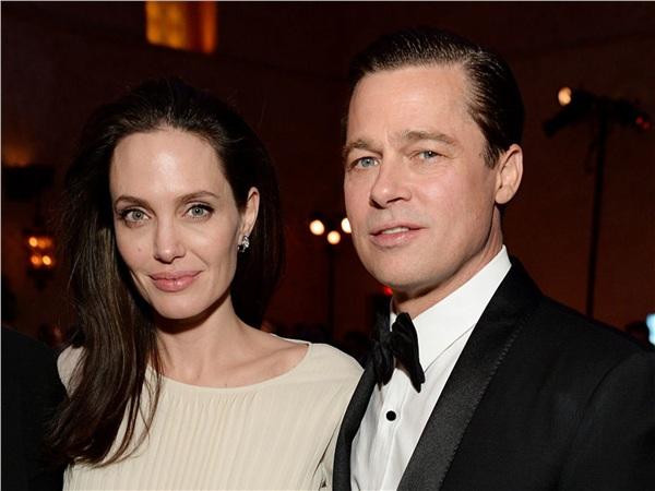 Brad Pitt tức giận trước động thái của Angelina Jolie.