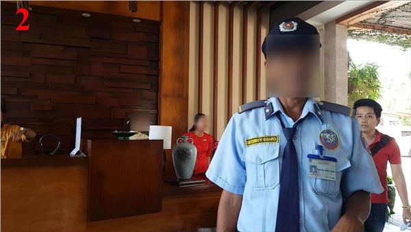 Youtuber Khoa Pug tung loạtbằng chứng tố bảo vệ resort Bình Thuận uy hiếp, lễ tân la hét, mắng chửi khách 3