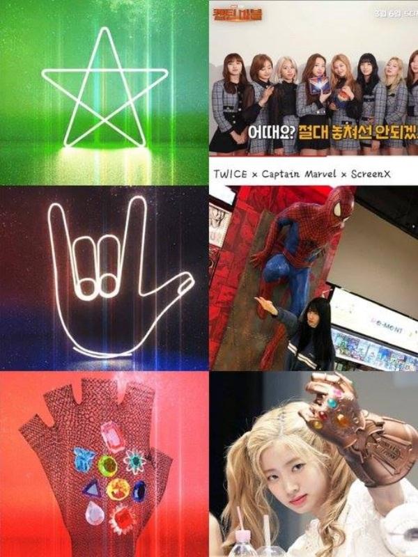 Tung loạt teaser 'hack não', fan dự đoán TWICE sẽ hóa siêu anh hùng Marvel trong lần comeback này! 2
