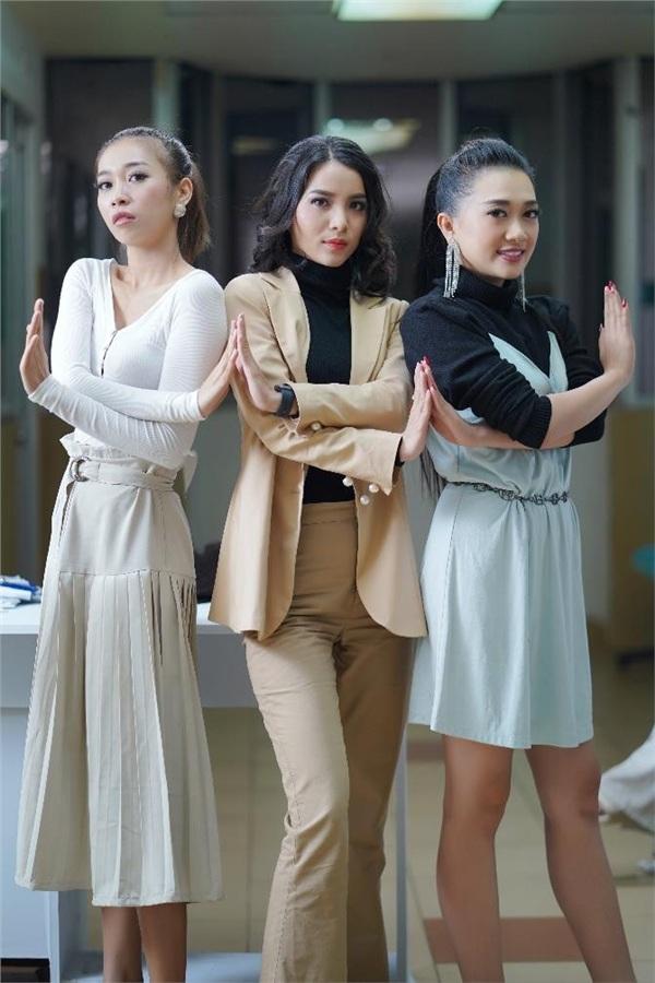 Khi Hải Triều và BB Trần làm phim vì sức khỏe phụ nữ 1