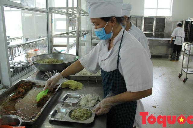 Bếp ăn của nhà trường là hệ thống dễ bị tổn thương
