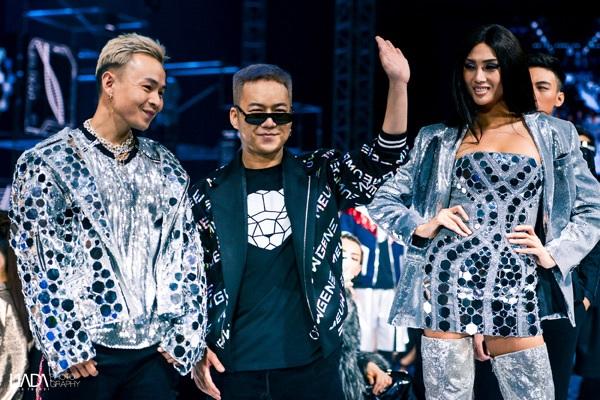 Võ Hoàng Yến, Minh Tú: Hai 'nốt thăng' trong bản nhạc thời trang của NTK Chung Thanh Phong 22