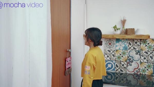 'Ảo tưởng tuổi 17' (tập 3): Mới sống chung ngày đầu tiên, hot streamer Linh Ngọc Đàm đã bắt gặp ngay cảnh hotboy cởi trần 5