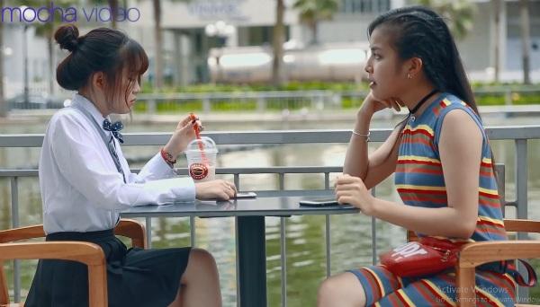 'Ảo tưởng tuổi 17' (tập 3): Mới sống chung ngày đầu tiên, hot streamer Linh Ngọc Đàm đã bắt gặp ngay cảnh hotboy cởi trần 8