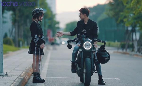 'Ảo tưởng tuổi 17' (tập 3): Mới sống chung ngày đầu tiên, hot streamer Linh Ngọc Đàm đã bắt gặp ngay cảnh hotboy cởi trần 14