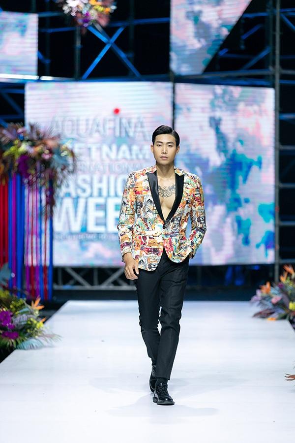 Trương Hồ Phương Nga bất ngờ tái xuất sàn diễn thời trang 7