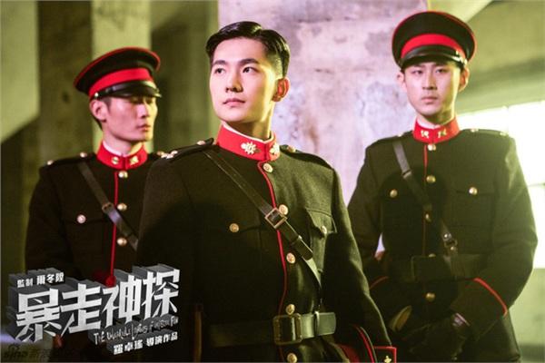 """Dương Dương và bộ quân phục """"mê hoặc"""" fan nữ từ trên phim…"""