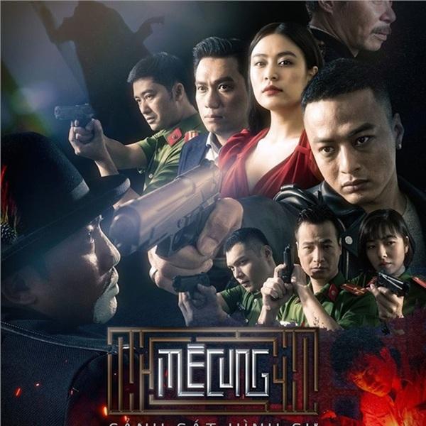 Bộ phim 'Mê cung' nằm trong series Cảnh sát hình sự với dàn diễn viên 'khủng', những gương mặt truyền hình 'ăn khách'.