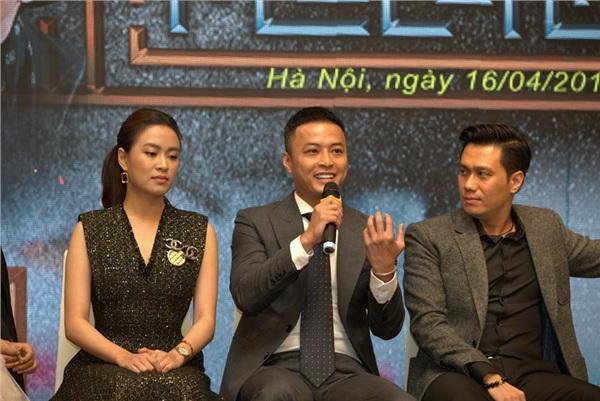 Hoàng Thùy Linh và Hồng Đăng trở thành người yêu của nhau trong phim mới.