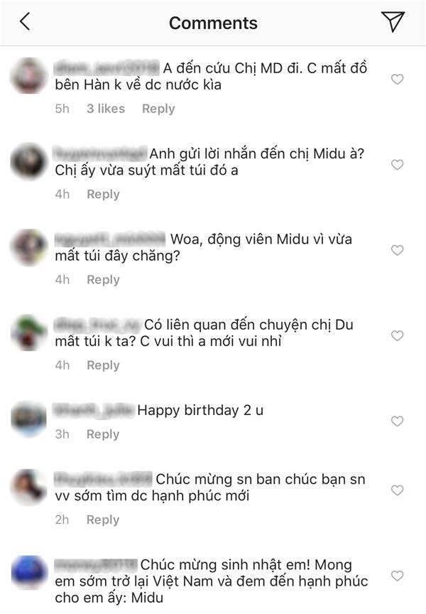 Tự chúc mừng sinh nhật của mình, Phan Thành không ngờ bị fan réo tên: 'Anh cứu chị Midu đi' 1
