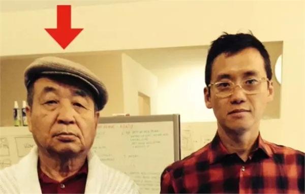 Ông Chan Hae và con trai Lee Ji.