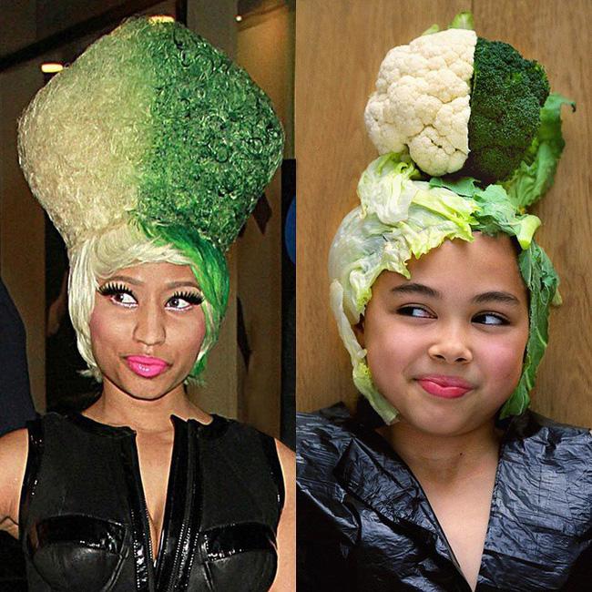 Đã đến lúc quảng bá những chiếc mũ bằng rau thân thiện với môi trường rồi.