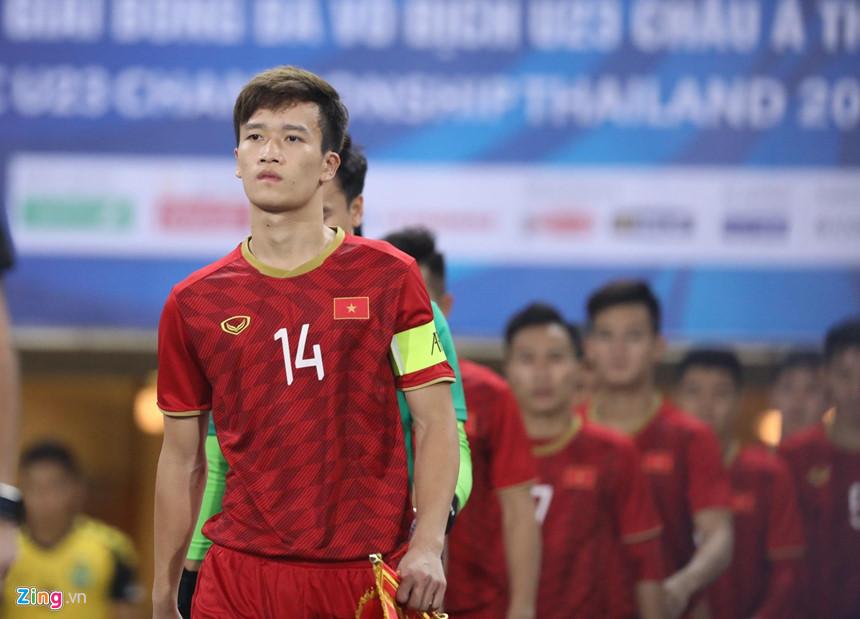 Sau khi trở về từ vòng loại U23 Châu Á, Hoàng Đức đã chơi xuất sắc trong màu áo CLB Viettel