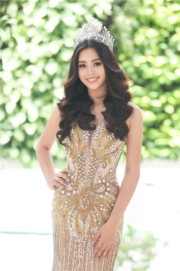 Tiểu Vy là đại diện nhan sắc gần đây nhất của Việt Nam tham giaMiss World